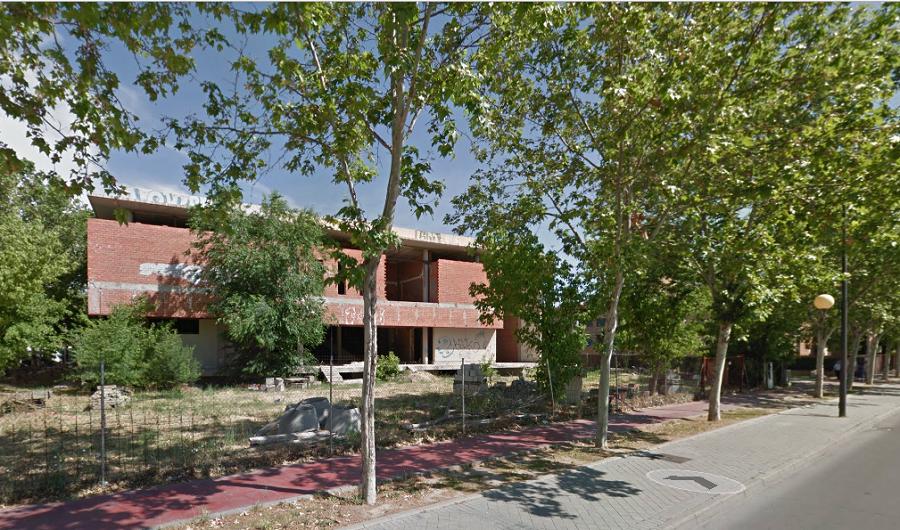 La ruina de la casa regional de murcia for Casas de citas en murcia